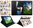 Universal Wallet Case Cover for Thomson TH-INT10W16 Windows Tablet 10.1 Inch