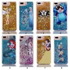Cute Cartoon Luxury Bling Stars Giltter Hard Case Cover for iPhone 6 6S 7 Plus