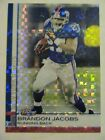 2009 Finest Refractor Brandon Jacobs NY Giants 49ers Southern Illinois 1/1