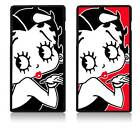 BETTY BOOP SONY XPERIA X XA XZ X PERFORMANCE COVER CASE £12.77 GBP