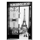 Paris Gates Eiffel Tower France Light Switch Plate Wall Cover Travel French