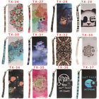 Luxury Leather Card Slot Flip Wallet Case Cover Stand For Huawei P8 P9 P10 Lite