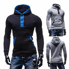 Men's Hoodie Coat Sweat Shirt Casual Jacket Hooded Hoodies Mixed Colors Hoody