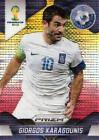 2014 Panini Prizm World Cup Brasil - Brazil '14 Base Pulsar Parallel (#101-150)