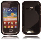 CUSTODIA in TPU per Samsung Galaxy mini 2 S6500 Cover Guscio