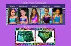 mermaid tops / swimmable / 24 fun colors  / NO tail fin tails included