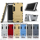Heavy-Duty Dual Layer Armor Stand Case Cover For Sony Xperia Z5 Premium, E6853