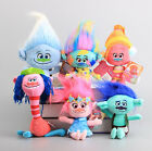 DreamWorks Cartoon Trolls Poppy Hug N Harper Plush Toy Soft Doll Kids Gift image