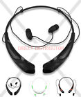 Pro Gym Sport Bluetooth Neckband Earbud Stereo Headphone Wireless Black Red Whit