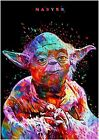 MASTER Star wars best quality art Canvas Home decor wall arts printing $22.9 AUD