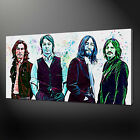 BEATLES CANVAS WALL ART PICTURE PRINT VARIETY OF SIZES