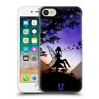 HEAD CASE DESIGNS DREAMSCAPES SILHOUETTES HARD BACK CASE FOR APPLE iPHONE 7