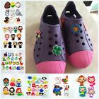 1set mix PVC Shoe Charms shoe Accessories for Croc&Jibbitz kids Christmas gifts