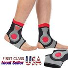 Sport Ankle Brace Ankle Support Protective Wrap For Running Cycling Football UD3
