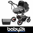Jane Crosswalk Matrix Lie Flat Car Seat Carrycot 3 in 1 Travel System BNIB