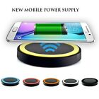 Universal QI Wireless Charger Ladegerät Apple iPhone Samsung Galaxy S6 S7 edge