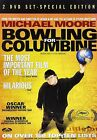 USED 2DVD // BOWLING FOR COLUMBINE - MICHAEL MOORE, OSCAR WINNER
