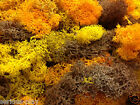 S-P Green / Colour Lichen - Model Scenery Wargames Undergrowth Moss Railways  <br/> Buy 2 get 1 at 30% off! lots of colours 20g &amp;100g