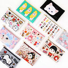 Choo Choo Slim Pouch - MINI - JETOY - Small Zipper Accessory Pouch Makeup Bag