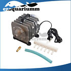 ELECTROMAGNETIC AIR PUMP FOR AQUARIUM FISH POND HYDROPONICS 571-2856GPH 110V ACO