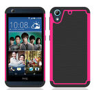 Shockproof IMPACT Defender Rugged Hybrid Armor HTC Desire 626 626S Case Cover