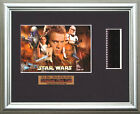 STAR WARS - Attack of Clones   Hayden Christensen   FRAMED FILM CELL