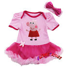 Disney Princess Baby Toddler Girl Party Costume Fancy Dress Outfit.Fast,UK