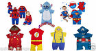 Superhero Comic Baby Toddler Boy Party Costume Fancy Dress Outfit. Fast,UK