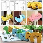 Baby Child Kids Animal Door Stop Jam Safety Finger Protector Guard Wedge Stopper