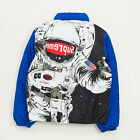 Supreme Astronaut Puffy Jacket FW16 tee box cap hoodie classic motion logo Royal