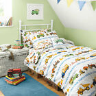 Emma Bridgewater Men at Work Duvet Cover Set. single and double available
