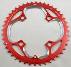 Aerozine Chain Ring 7075AL T6 CNC Machined 8, 9 10 spd 104, 64 bcd Shimano