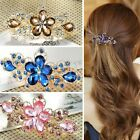 Girls Gift Hair Clip Crystal Twinkling Women Jewelry Hairpin Tiara Barrette