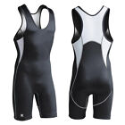 Brute Rogue ADULT Wrestling Singlet Maroon Black Red Royal Freestyle Folkstyle