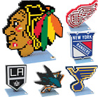 NHL Hockey Team 3D Logo Puzzle BRXLZ Set - Pick Your Team! $17.99 USD on eBay