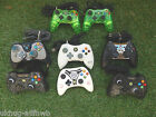 Job Lot of Mixed XBox 360 Wired & Wireless Controllers Qty 8 FAULTY UNTESTED, used for sale  United Kingdom