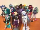 Mattel Figur Monster High diverse Figuren Sarg Blue Puppe Ever after high Swamp