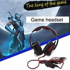 Comfortable Kotion Each Stereo Gaming Headset PC With Mic Over Ear Headphones OE
