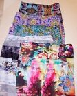 Onzie hot yoga legging 209 choose Delic Lotus Nepal Leopard Arctic Paisley NWT