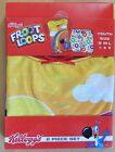 Kellogg's Froot Loops Kid's 2 Piece Pajama Set ~ NIP ~ Size S (5-6) & M (7-8)