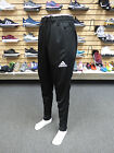 NEW AUTHENTIC ADIDAS Tiro 17 Men's Training Pants - Black/Black;  BK0348