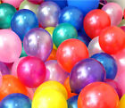 Kyпить 100pcs 10 inch Pearl Latex Colorful Thickening Wedding Party Birthday Balloon  на еВаy.соm