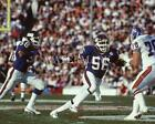 MG110 Lawrence Taylor New York Giants SB XXI Football 8x10 11x14 16x20 Photo