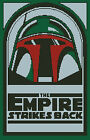 Cross stitch chart, pattern. Empire Strikes Back, Boba Fett, Star Wars, Jango