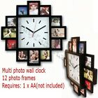 MULTI CADRES PHOTO DÉCOR MAISON MUR LOT CADEAU FAMILLE AMOUR MR & MRS
