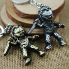 Seed Of Chucky knife wielding metal keyring accessory / bag / purse / keychain