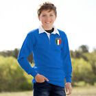 Italy Italia Six Nations Rugby Football Shirt Adult Kids + Free Personalization