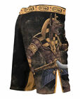 Raven Fightwear Men's Anubis MMA Fight Shorts