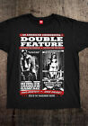 Ultra Trash - Grindhouse Double Feature -  T-Shirt | Tarantino, B-Movies, Black
