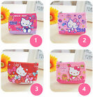 New Hello Kitty 1 pc Zip Coin purse Wallet Strawberries and Pink Accessory
